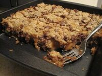 Cupcakes & Couture: Salted Caramel Chocolate Chip Cookie Bars