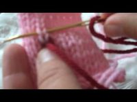 Duplicate Stitch - Knitting