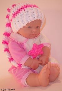 SWEET DREAM BABY HAT$3.00