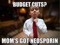 financial advisor kid meme