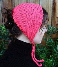 knit cap pattern