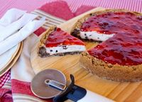 Chicago Deep Dish Cookie Pizza | The Daily Dish