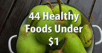 healthy cheap foods