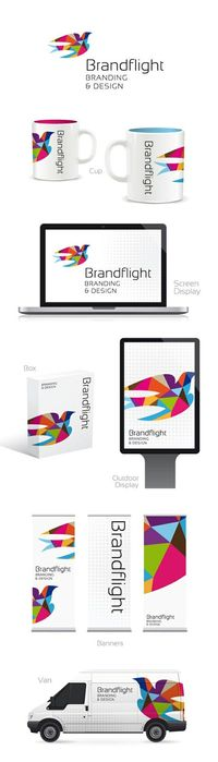 visual identity / Brandflight