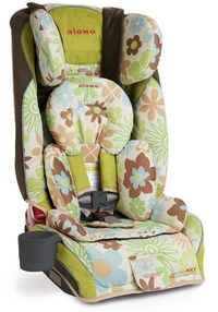 Our favorite carseat. Convertible from birth to booster. 5-120lbs. Love this seat! Definitely buying one for the next kiddo.