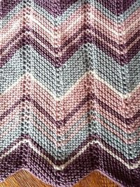 Ravelry: knittyblue's Roosting blanket