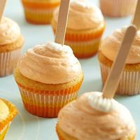 ++ orange cream pop cupcakes