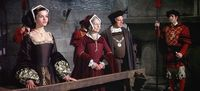 Anne of the Thousand Days - I have sat through this epic a dozen times. Richard Burton as man-whore Henry VIII - love it!