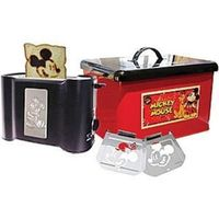Limited Edition Disney Vintage Mickey Pop Art Toaster