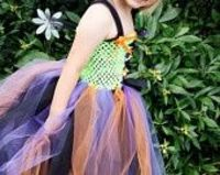 Witch Tutu Costume