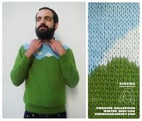 Mountains Sweater (Men)