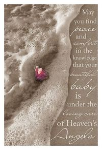 peace after miscarriage