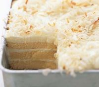 Fridge coconut cake!