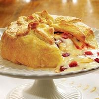 Holiday Brie en Croute | MyRecipes.com