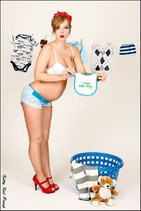 Kitty Kat Pinup - Serving the Metro St. Louis Area - Maternity Pinup