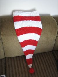free pattern stocking cap