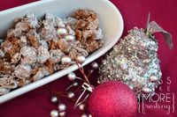 Reindeer feed {yummy} with story