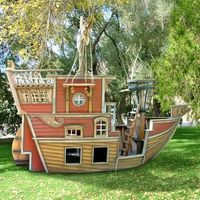 Totally awesome cubby house!!