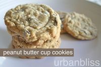 Best Chewy Peanut Butter Cup & Chocolate Chip Cookies