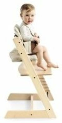 Stokke high chairs for babies & children... love these!