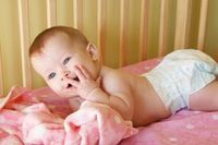 Some tips on cleaning cloth diapers (diaper change)