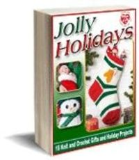 Free ebook - Christmas Crafts, Free Knitting Patterns, Free Crochet Patterns and More from FaveCrafts.com