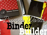 A+peek+inside+my+Disney+World+binder+++100+free+downloads Tons of valuable information in this post!!!