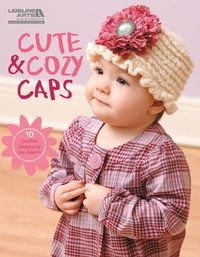 You can crochet the perfect hat for every child you love! From a flower-bedecked bowler to a tasseled stocking cap; these fun noggin-toppers offer a variety of textures; colors; and themes. Ten playful styles will keep those wonderful kids as cozy as they...