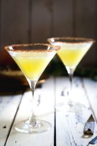 Thai Bomber Martini by Russell van Kraayenburg at The Boys' Club