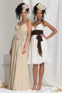 Style 365-366: Bridesmaids, Prom, Special Occasion & Evening: Bari Jay and Shimmer