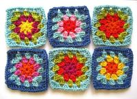 Learning To Crochet | The Granny Square