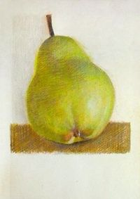 Small Colored Pencil Drawings