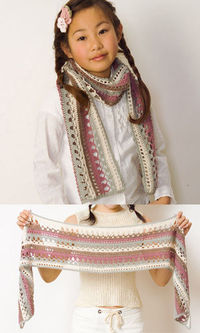 another lovely scarf pattern
