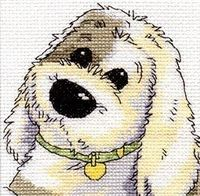 doggy cross stitch pattern