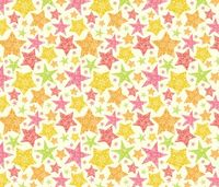 Bright Stars fabric by oksancia on Spoonflower - custom fabric