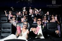 Wedding Party at the movies!