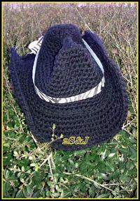 Baby Unisex Cowboy HatCrochet Handmade by SubasJandSualyJShop, $20.00