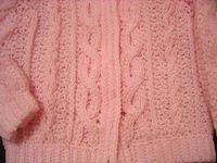 Aran crochet Joyce's way, tutorials and guides