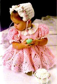 Baby Easter Outfit « Knits4Kids free crochet pattern