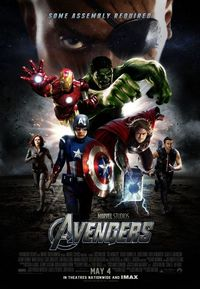 Avengers- some assembly required