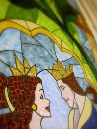 New Details: Walt Disney World announces that mosaics will tell the story of Beauty and the Beast at the new Be Our Guest restaurant in #NewFantasyland #Disney