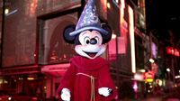 Sorcerer Mickey is my hubby's fav and pretty high on my list as well.