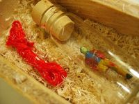 Zombie in a Bottle Ships in 13 days by shopSparklyPony on Etsy, $11.99