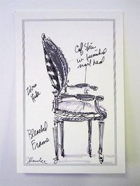 Interior - Chair