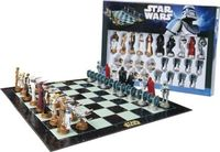 A star wars Chess set....OMG i need!!
