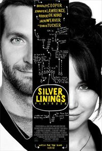 """""""Silver Linings Playbook."""" I dig the poster."""