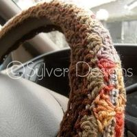 Steering Wheel Cover - Perfect for cold weather!!