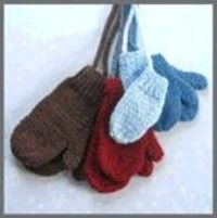 """Kathy's Mittens"" Knitting at KNoon Designs"