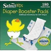 Select Kids Diaper Booster Pads