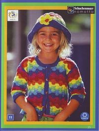 shell jacket and hat pattern